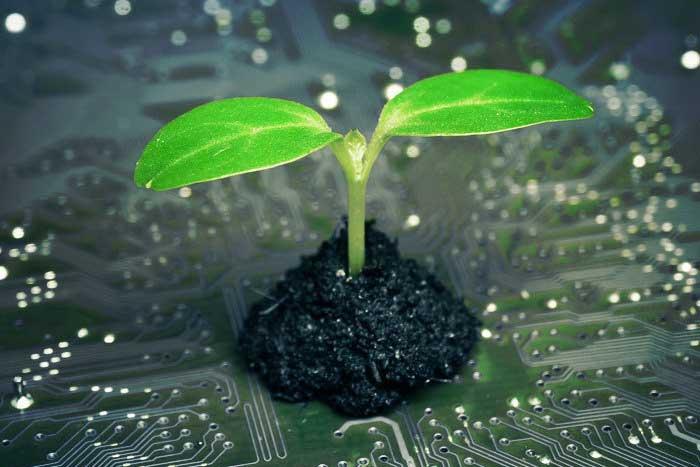 سامانه سبز رایان | تکنولوژیهای دیتا سنتر سبز (مرکز داده سبز)