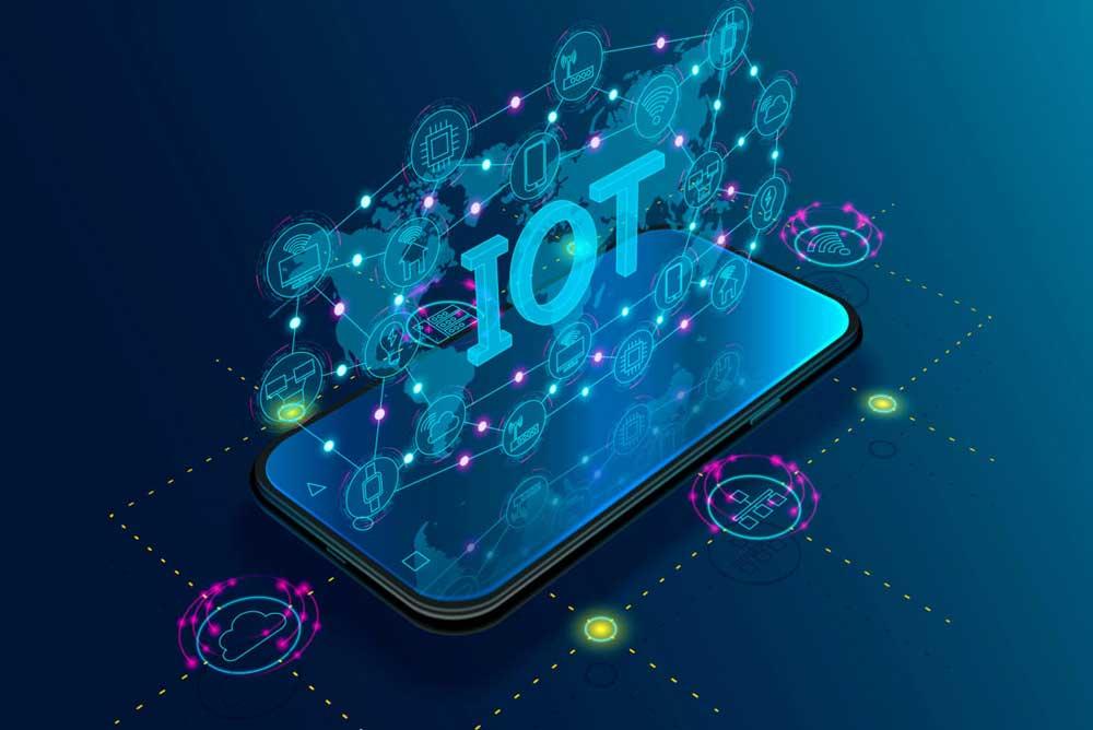 سامانه سبز رایان | اینترنت اشیا یا IoT چیست