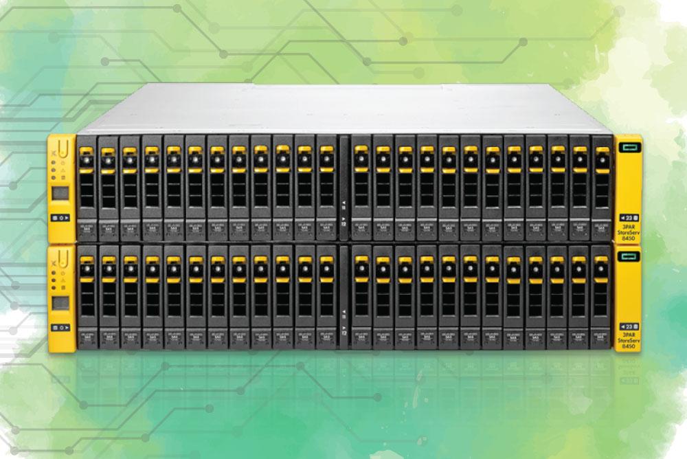 سامانه سبز رایان | samaneh sabz | بررسی تخصصی استوریج HP 3PAR 8440