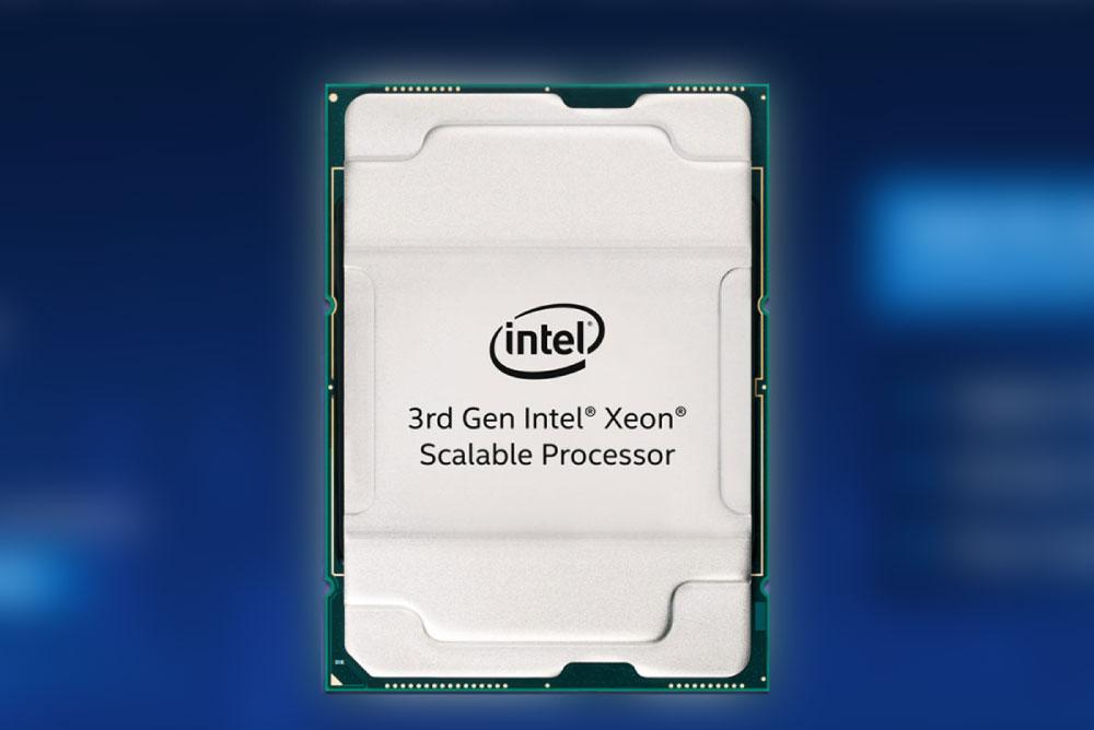 سامانه سبز رایان | samaneh sabz | رونمایی اینتل از Xeon Scalable Gen3