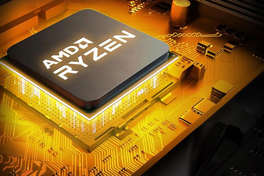 امنیت تراشه AMD